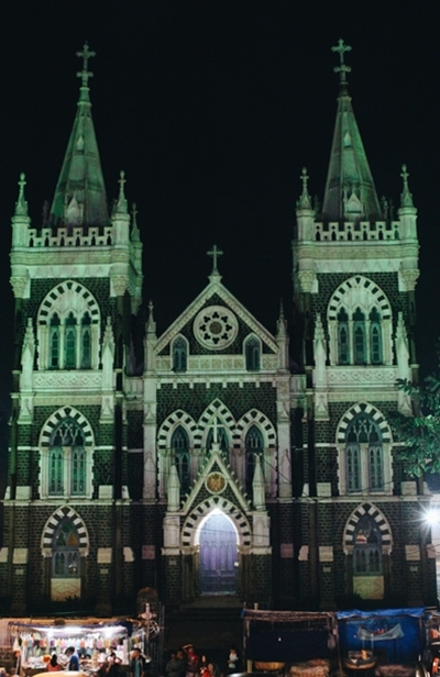 Mumbaikars! This is how Mount Mary is gearing up for Christmas